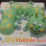 Торт с жуками_8