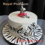 Торт Зебра_1