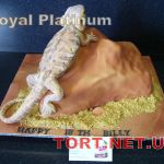 Торт Змея_13