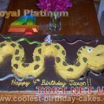 Торт Змея_19