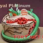 Торт Змея_4