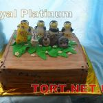 Торт с животными_11