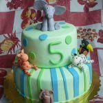 Торт с животными_18