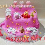 Торт с животными_1