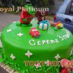 Торт Крокодил_11