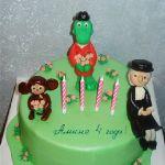 Торт Крокодил_13