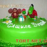 Торт Крокодил_14