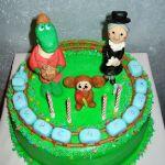 Торт Крокодил_16