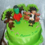 Торт Крокодил_19
