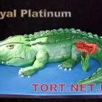 Торт Крокодил_1