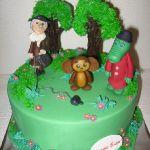 Торт Крокодил_20