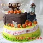Торт Крокодил_24