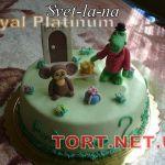 Торт Крокодил_4