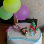 Торт Крокодил_5