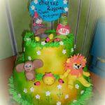 Торт Крокодил_6