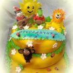 Торт Крокодил_7