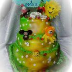 Торт Крокодил_8