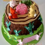 Торт Мышка_12