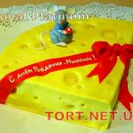 Торт Мышка_13