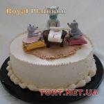 Торт Мышка_21
