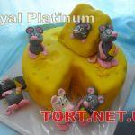 Торт Мышка_2