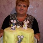 Торт Мышка_3
