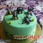 Торт Мышка_4