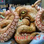 Торт Осьминог_1