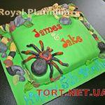 Торт Паук_10