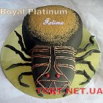 Торт Паук_8