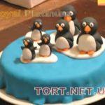 Торт Пингвин_10
