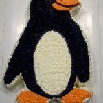 Торт Пингвин_11