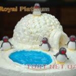 Торт Пингвин_12