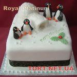 Торт Пингвин_13