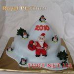Торт Пингвин_19