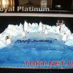 Торт Пингвин_1
