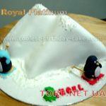 Торт Пингвин_22