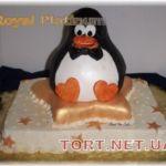 Торт Пингвин_7