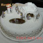 Торт Пингвин_8