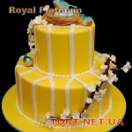 Торт Птица_2