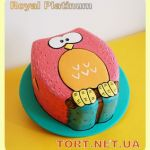 Торт Птица_5