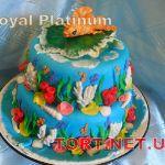 Торт Рыбка_13