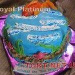 Торт Рыбка_19