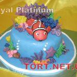 Торт Рыбка_1