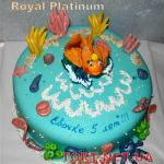 Торт Рыбка_22