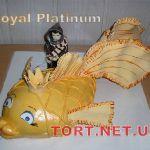 Торт Рыбка_24