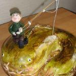 Торт Рыбка_8