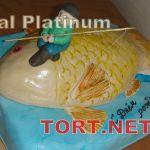 Торт Рыбка_9
