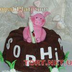Торт Свинья_3