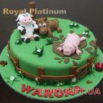 Торт Свинья_5